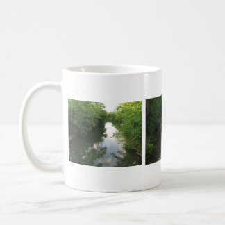 View of the River Mugs
