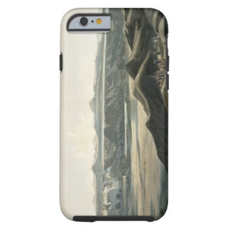 View of the Rocky Mountains, plate 44 from Volume Tough iPhone 6 Case