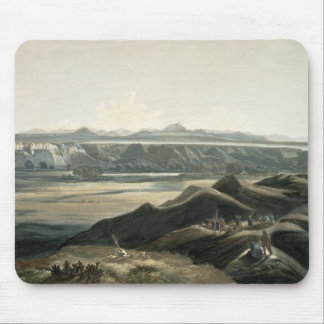 View of the Rocky Mountains, plate 44 from Volume Mouse Pad