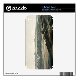 View of the Rocky Mountains, plate 44 from Volume Decal For The iPhone 4