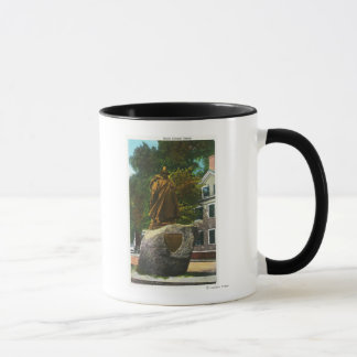 View of the Roger Conant Statue Mug