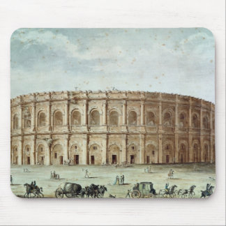 View of the Roman Amphitheatre Mouse Pad