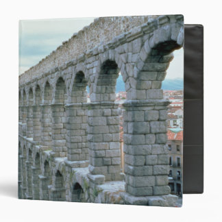 View of the Roman Aqueduct probably dating 3 Ring Binder