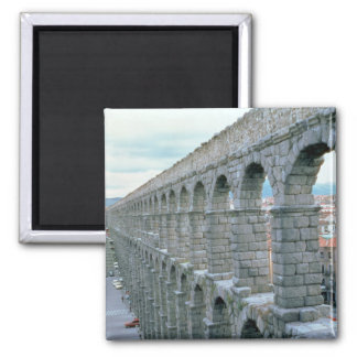 View of the Roman Aqueduct probably dating Magnet
