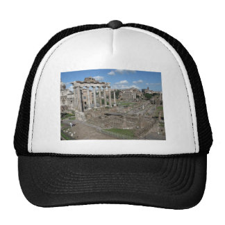 View of the Roman Forum of 179 AD Trucker Hat