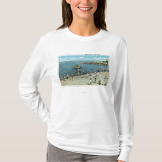 View of the Salem Willows Beach T-Shirt