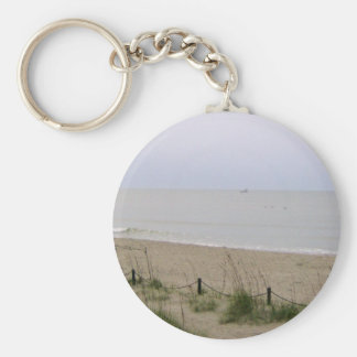 View of The Sea Keychain