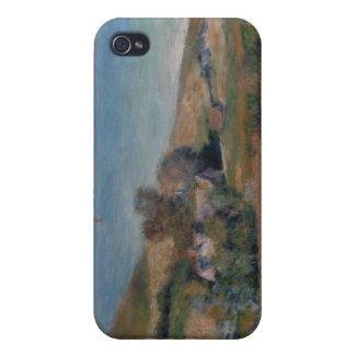View of the Seacoast near Wargemont - Renoir iPhone 4/4S Case