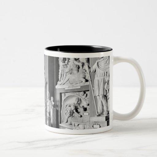 View of the Seasons' room Coffee Mugs