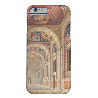 View of the second floor Loggia at the Vatican, wi iPhone 6 Case