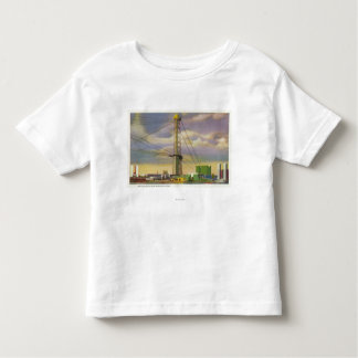 View of the Social Science and Sky Ride Shirt