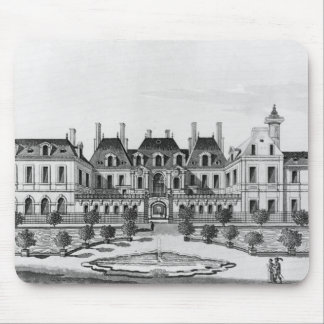 View of the Soissons Hotel in Paris Mouse Pad