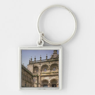 View of the south transept portal  begun c.1100 keychain