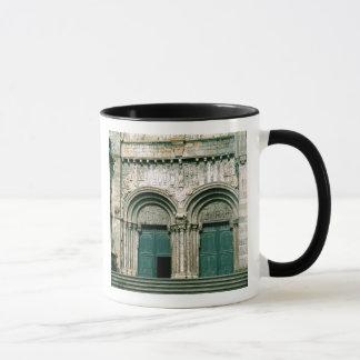 View of the south transept portal  c.1100-04 mug