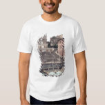 View of the Spanish Steps or Scalinata Tee Shirt