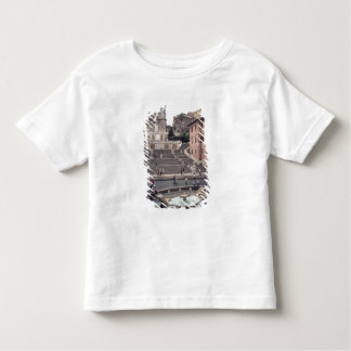 View of the Spanish Steps or Scalinata Toddler T-shirt