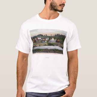 View of the Springs and Town T-Shirt