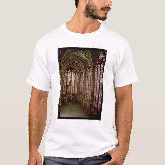 View of the stained glass windows T-Shirt