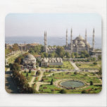 View of the Sultan Ahmet Camii  built 1609-16 Mouse Pad