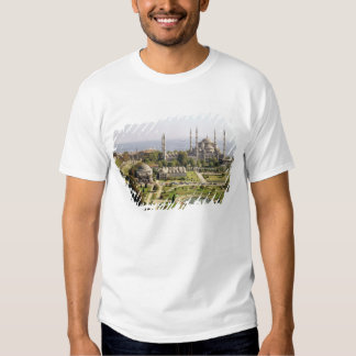 View of the Sultan Ahmet Camii  built 1609-16 T-Shirt