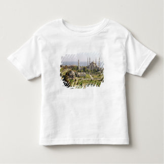 View of the Sultan Ahmet Camii  built 1609-16 Toddler T-shirt