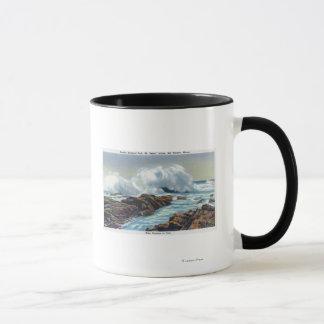 View of the Surf Mug