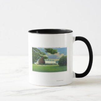 View of the Tanglewood Music Shed and Grounds Mug