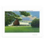 View of the Tanglewood Music Shed and Grounds Post Card
