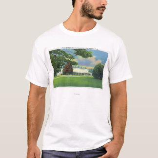 View of the Tanglewood Music Shed and Grounds T-Shirt