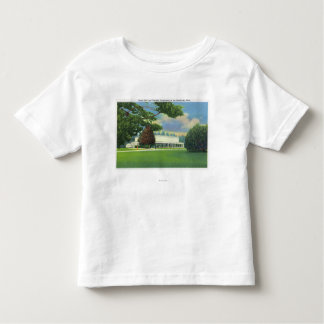 View of the Tanglewood Music Shed and Grounds Toddler T-shirt