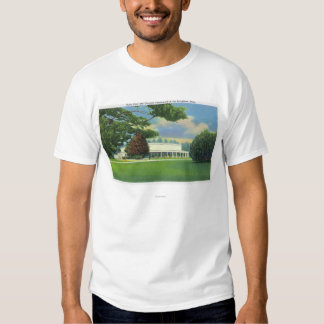 View of the Tanglewood Music Shed and Grounds Tshirt