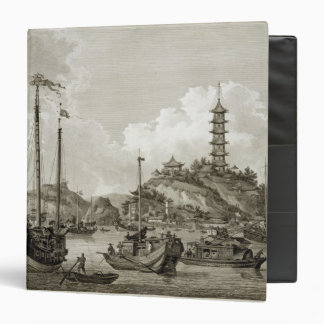 View of the Tchin Shan, or Golden Island, in the Y 3 Ring Binder