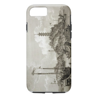 View of the Tchin Shan, or Golden Island, in the Y iPhone 8/7 Case