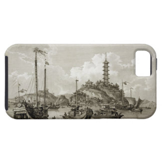 View of the Tchin Shan, or Golden Island, in the Y iPhone SE/5/5s Case