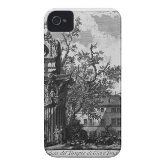 View of the Temple of Jupiter the Thunderer iPhone 4 Case-Mate Case