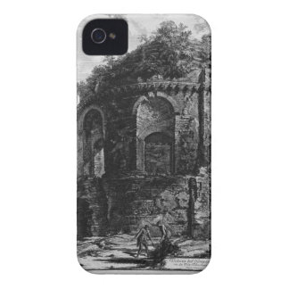 View of the Temple of the Cough said of the Via... iPhone 4 Cases
