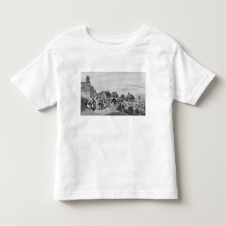 View of the Terrace, Central Park, 1872 Tee Shirt