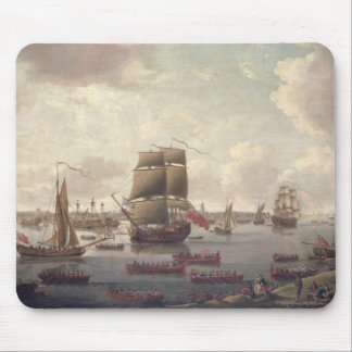 View of the Thames, 1761 Mouse Pad