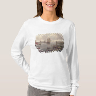 View of the Thames, 1761 T-Shirt