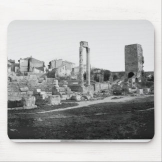View of the Theatre Antique Mouse Pad