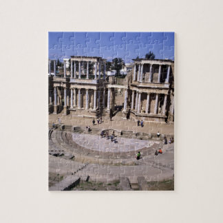 View of the theatre, begun 24 BC (photo) 4 Jigsaw Puzzle