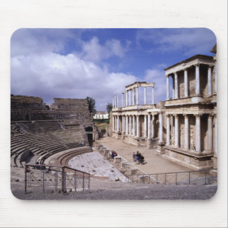 View of the theatre, begun 24 BC (photo) 5 Mouse Pad