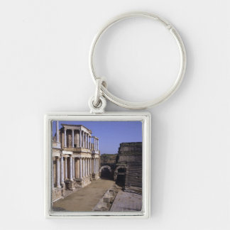 View of the theatre, begun 24 BC (photo) Keychain