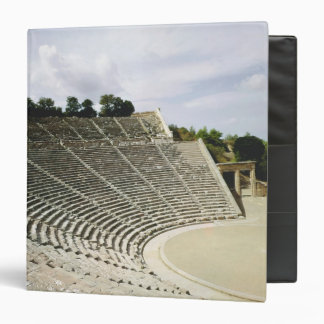 View of the theatre, c.360 BC 3 Ring Binder