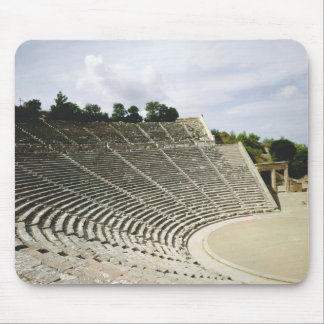 View of the theatre, c.360 BC Mouse Pad