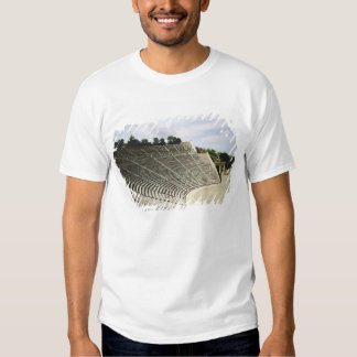 View of the theatre, c.360 BC T-shirt