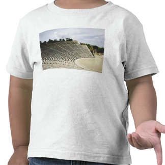 View of the theatre, c.360 BC T-shirts