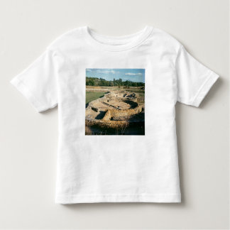 View of the thermal baths toddler t-shirt