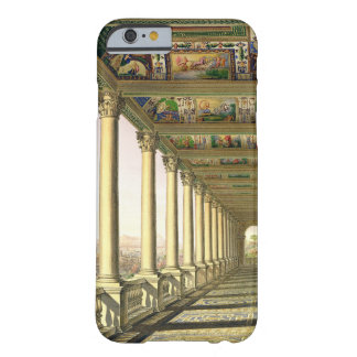 View of the third floor Loggia at the Vatican, wit iPhone 6 Case