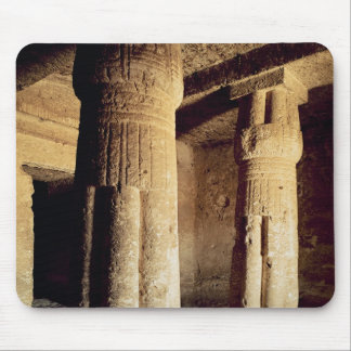View of the Tomb Chapel of Meryre, New Kingdom Mouse Pad
